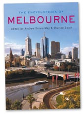 Click to purchase: The Encyclopedia of Melbourne